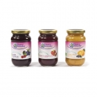100% organic fruit specialties with superfruits - Organic superfruit jam, cooked under vacuum at a low temperature to preserve the taste and flavour. <br/>SIAL PARIS 2014