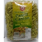 PREMIUM PANCIT CANTON W/MORINGA, W/SALUYOT, W/SQUASH (range)  - Range of functional flavored noodles. Flavored with ingredients known for their healthy properties: antioxidants, vitamins and minerals.<br/>SIAL ASEAN - Manila 2016