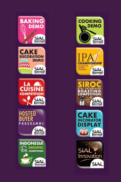 SIAL Interfood events