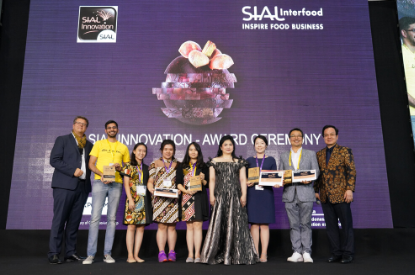 SIAL Interfood SIAL Interfood SIAL Innovation winnersSIAL Innovation winners