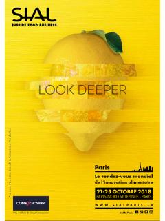SIAL Paris 2018 Poster