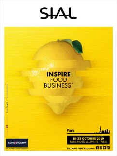 SIAL Paris 2020 poster