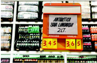 Assai Sao Paulo Antartica Soda Limonada