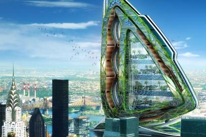 City farms of the future