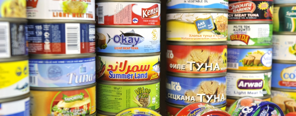 SIAL - Canned food - preserved