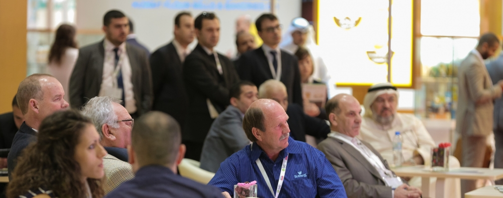 Conferences at SIAL Middle East in Abu Dhabi