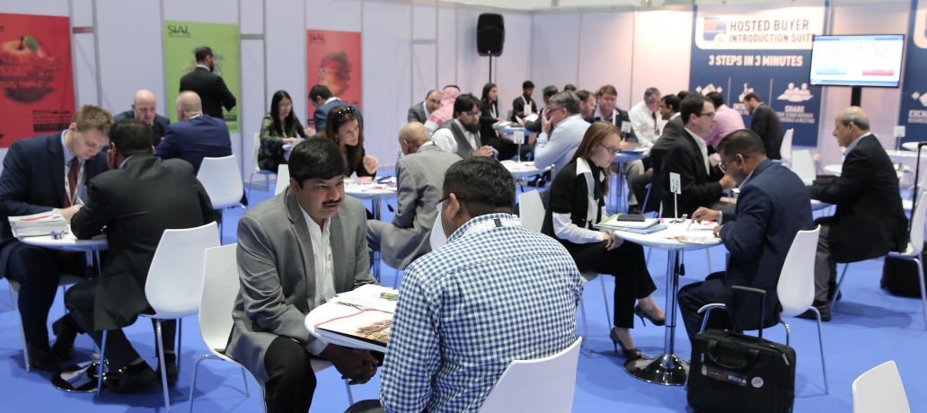 Hosted Buyer Program - SIAL Middle East