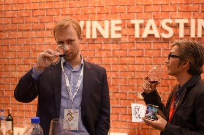 Wine Tasting - SIAL ASEAN Manila