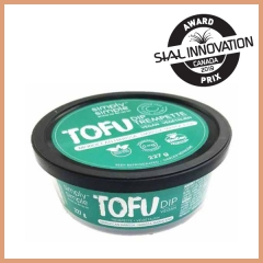 Vegan tofu dips (A&M gourmet foods Inc.)