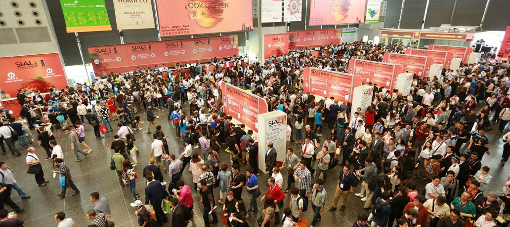 Over 75,000 visits for SIAL China 2016