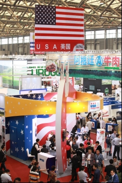 USA as guest of honor - SIAL China