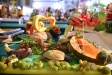 Fruit carving competition - SIAL Interfood