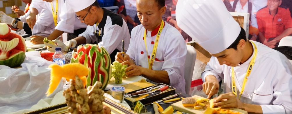 Fruit - SIAL Interfood Jakarta