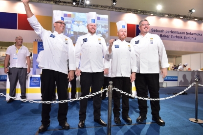 Lesaffre competition - SIAL Interfood
