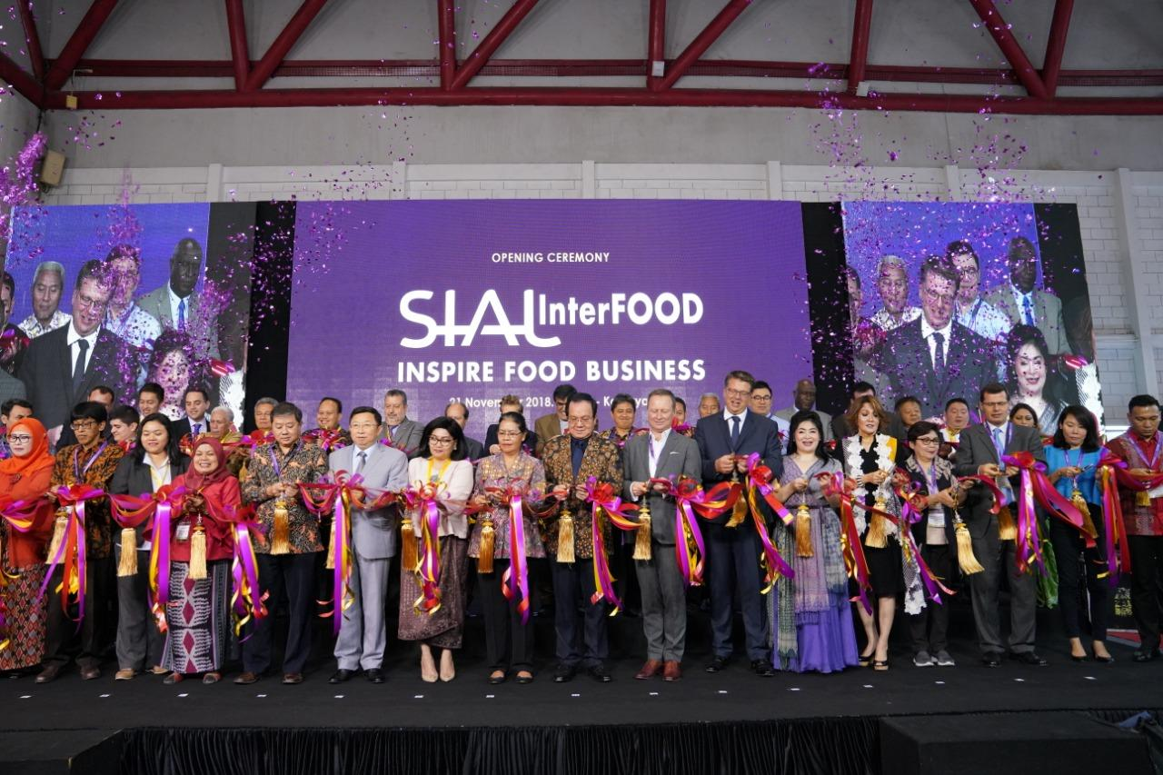 Opening ceremony - SIAL Interfood