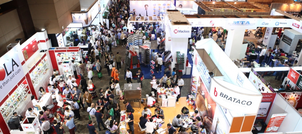 SIAL Interfood - business atmosphere