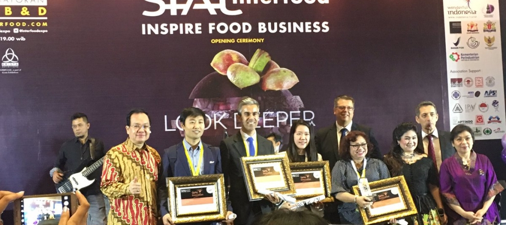 SIAL InterFood Jakarta 2016 sial-network.com1032 × 460Search by image The 16th International Exhibition of Food & Beverage products, Ingredients, Technology and Services has concluded successfully at JIExpo – Kemayoran, ...