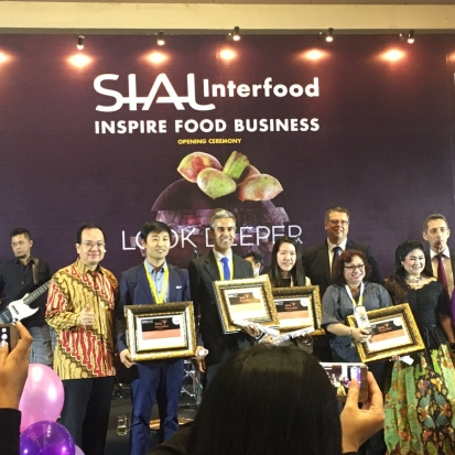 SIAL InterFood Jakarta 2016