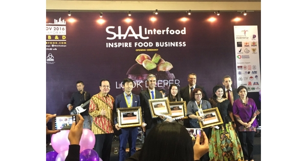 SIAL InterFood Jakarta 2016 - Sial Network