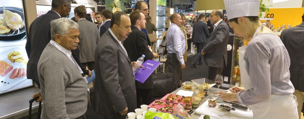 Sial paris world 39 s largest food exhibition for Articles cuisine paris