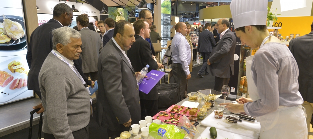 Gourmet food - SIAL Paris