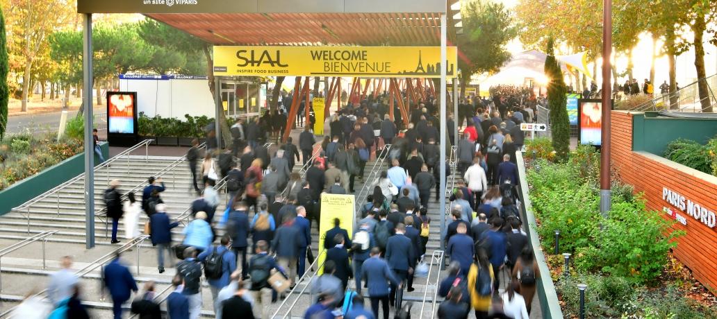 SIAL Paris, world's largest food exhibition